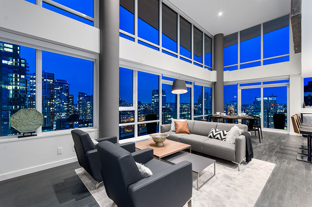 Modern SkyHome Collection in Vancouver's West End