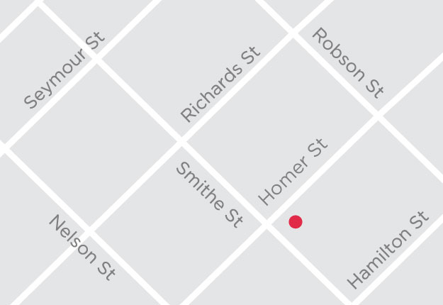 VANCOUVER Location